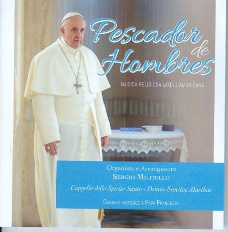 PESCADOR DE HOMBRES. MUSICA RELIGIOSA LATINO AMERICANA