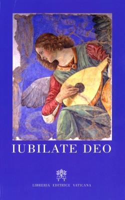 IUBILATE DEO. CANTUS GREGORIANI FACILIORES