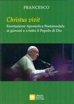 CHRISTUS VIVIT. Esortazione Apostolica Post-sinodale ai giovani e a tutto il popolo di Dio