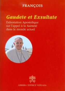 GAUDETE ET EXSULTATE (FRANCAIS)