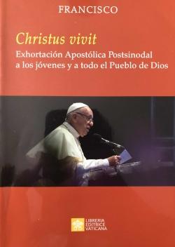 Christus vivi. Exhortatión Apostólica Postsinodal a los jóvenes y a todo el Pueblo de Dios