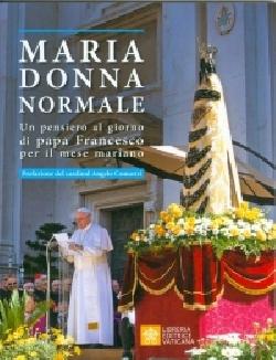 MARIA DONNA NORMALE
