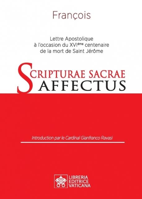 SCRIPTURAE SACRAE AFFECTUS