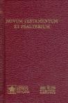 Novum Testamentum et Psalterium. Iuxta Novae Vulgatae editionis textum. Editio typica altera