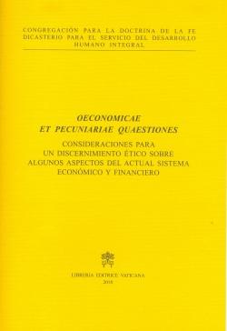 OECONOMICAE ET PECUNIARIAE QUAESTIONES (ESPANOL)