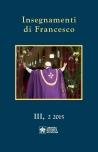 INSEGNAMENTI DI FRANCESCO. III,2 (2015)