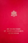 DE EXORCISMIS ET SUPPLICATIONIBUS QUIBUSDAM RITUALE ROMANUM