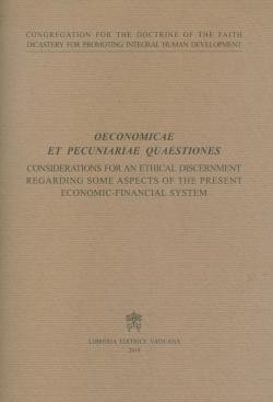 OECONOMICAE ET PECUNIARIAE QUAESTIONES (ENGLISH)