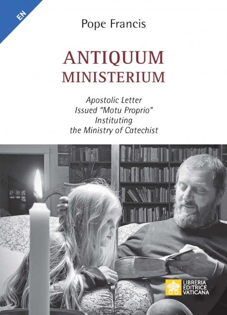 ANTIQUUM MINISTERIUM INGLESE