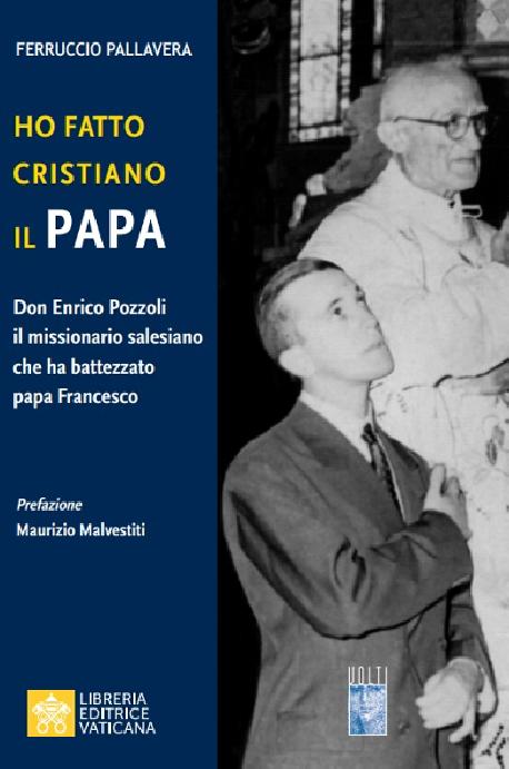 HO FATTO CRISTIANO IL PAPA